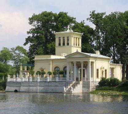 tsaritsin pavillion