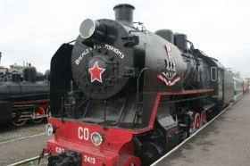 railway transport museum st petersburg