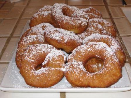 pyshki russian donuts