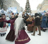 christmas fair st petersburg