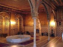 Yusupov palace interiors