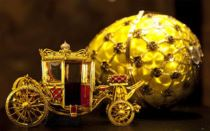 faberge museum coronation egg