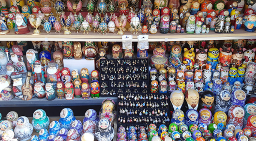 souvenirs from st petersburg